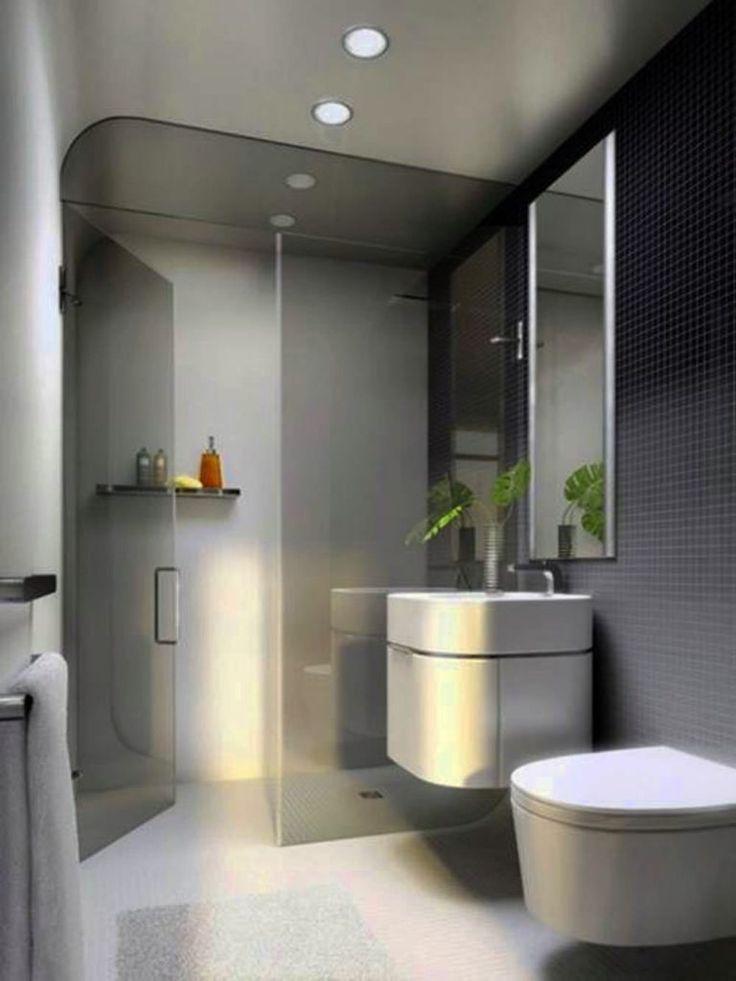 Modern Bathroom Designs For Small Bathrooms Interior