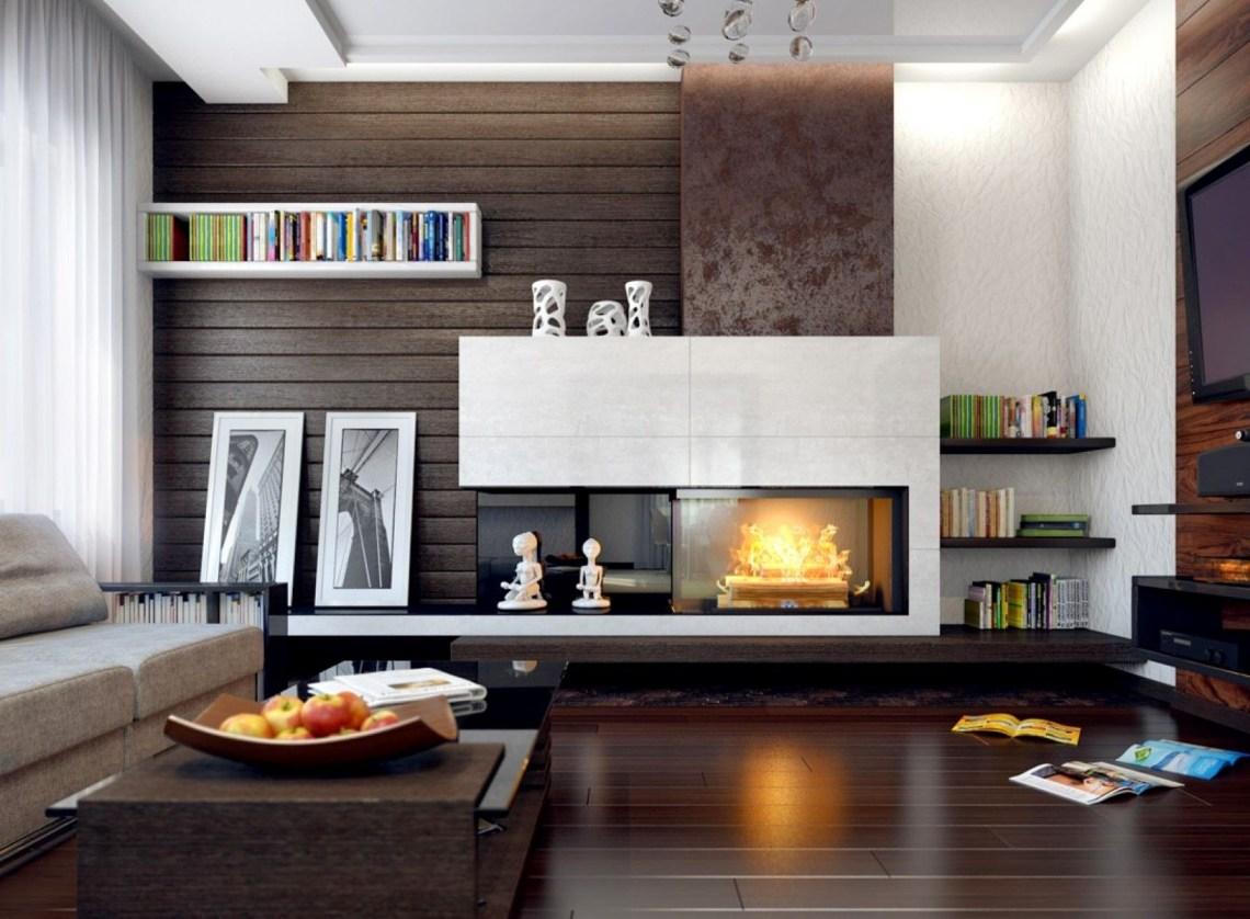 Modern Fireplace Mantel Ideas Living Room Fireplace