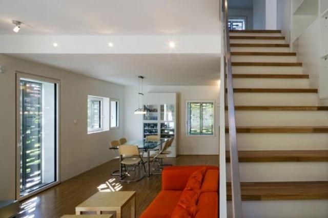 Modern Ideas Cool Elegant Small Townhouse Interior Design