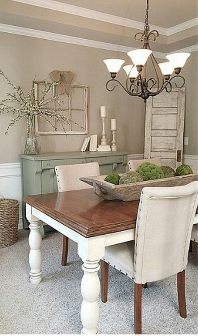 Modern Rustic Farmhouse Dining Room Style Modern Farmhouse Dining Room Dining Room Style