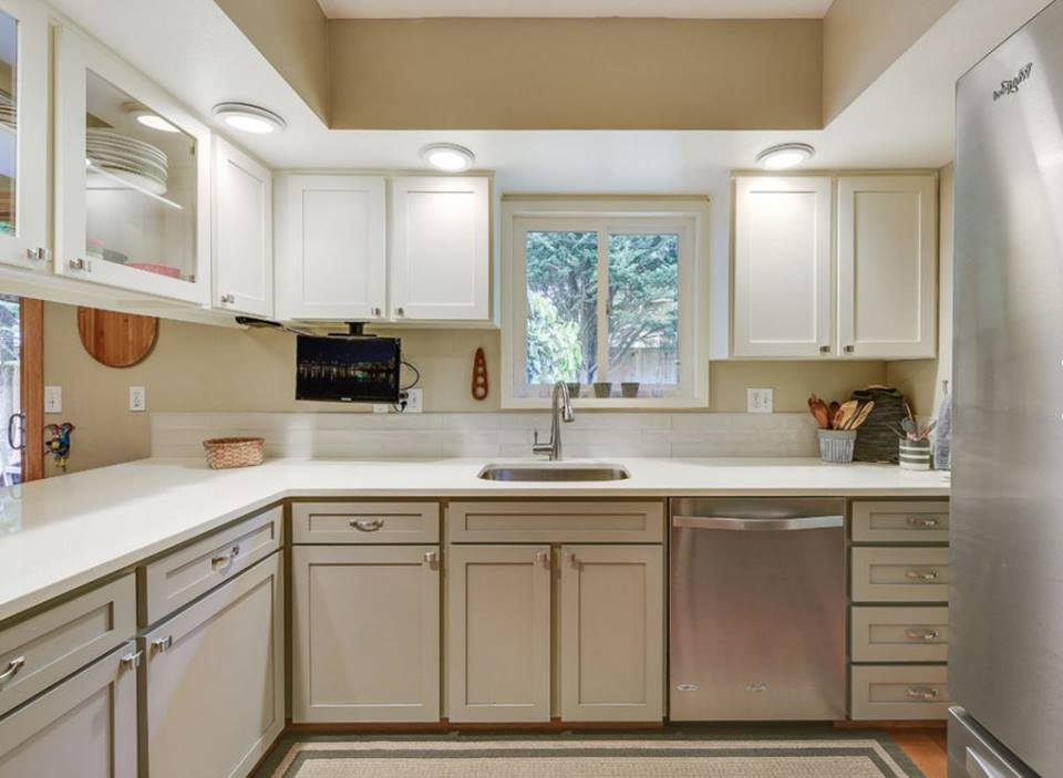 Modern Simple Kitchen Design Decor Units