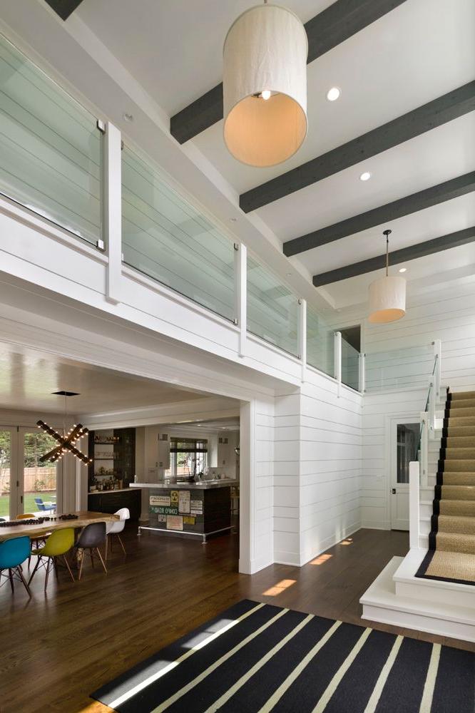 Modern Urban Farmhouse Foyer Decorating Modern Foyer