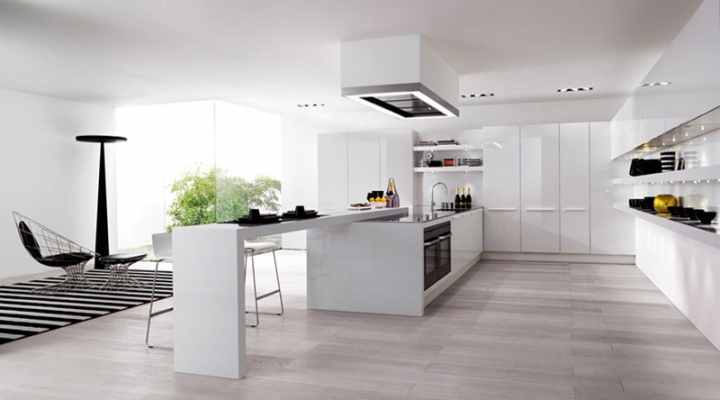 Most Innovative Open Kitchen Design Ideas Of 2015 Modern