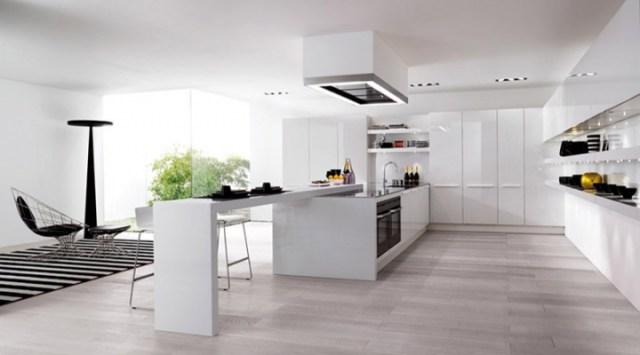 Most Innovative Open Kitchen Design Ideas Of 2015 Modern