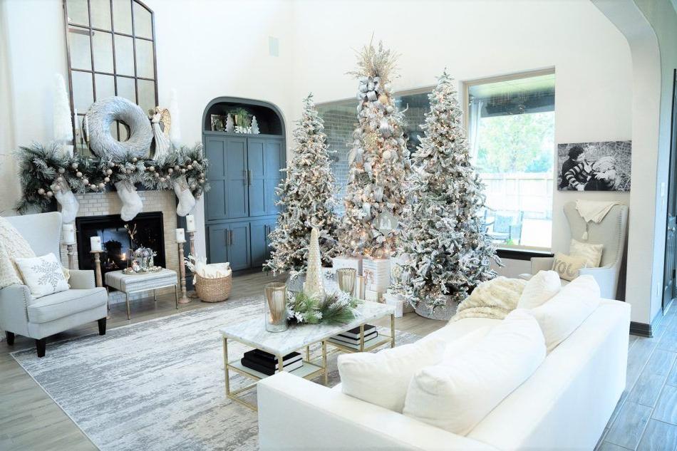Mri Christmas Home Tour 2018 Melissa Roberts Interiors