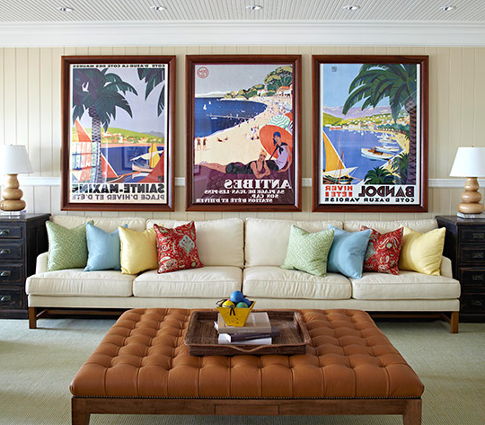 New Home Interior Design Lakeside Cottage