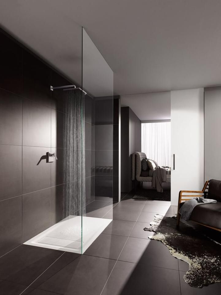 Nice Shower Bathrooms Home Bathroom Interior