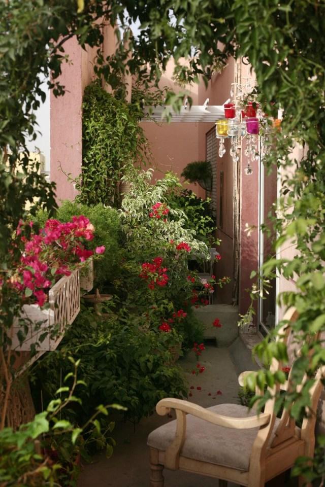 Of Da Vincis And Botticellis Flower Garden Design