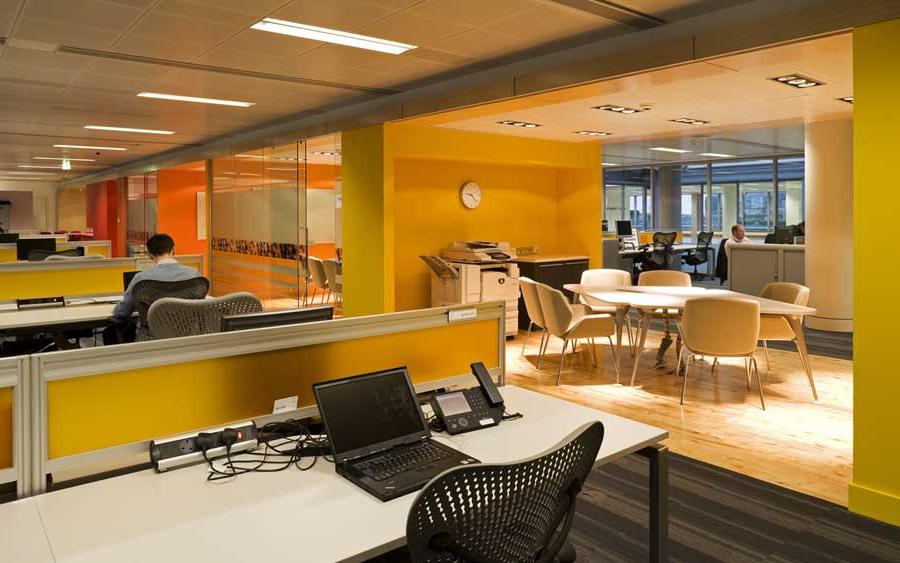 Office Design Inspiration 7 Amazing Edinburgh Workspaces