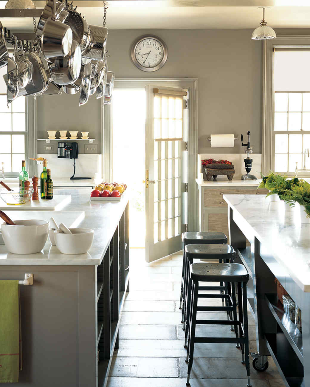 Our Favorite Celebrity Chefs Take Us Inside Their Gorgeous Home Kitchens