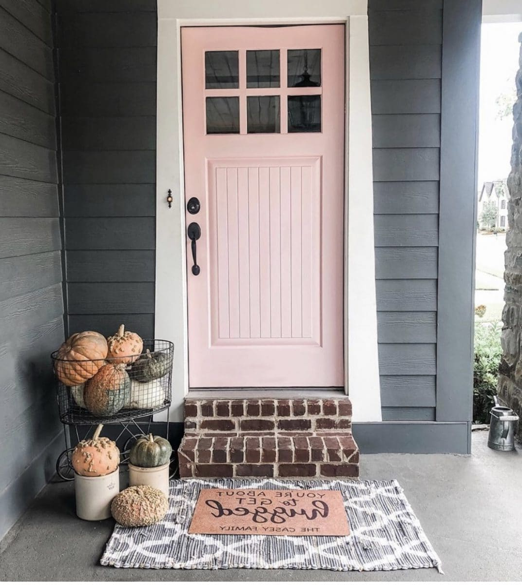 Paint Colors For Your Front Doors Life On Summerhill