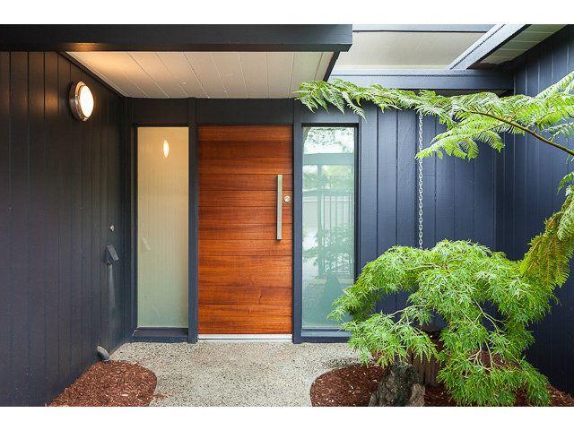 Palo Alto Ca Modern Exterior Exterior Design Mid