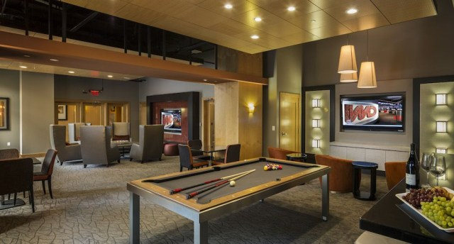 Panorama Look At Our New Clubroom Game Room Family