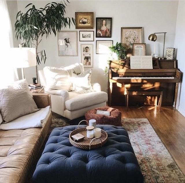 Parlor Cosy Living Room Elegant Living Room