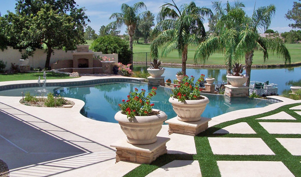 Phoenix Landscaping Phoenix Landscaping Design Pool