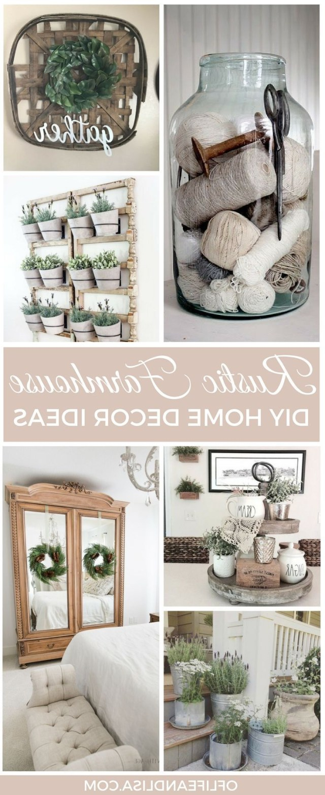 Pics 9 Swoon Worthy Diy Rustic Farmhouse Decor Ideas