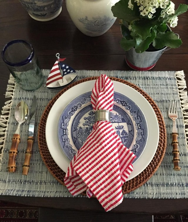 Pin Christine Horn On Red White Blue 4th Of July