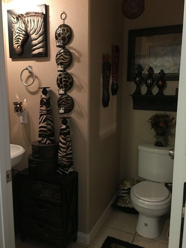 Pin Elva Napoles On Safari Bathroom Safari Bathroom