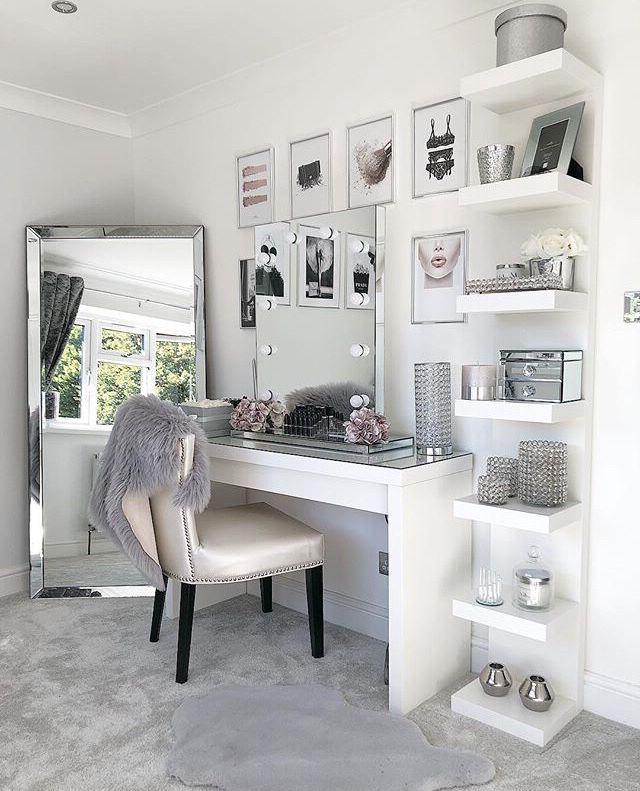 Pin Sammy Co On Diy Vanity Mirror Ideas In 2019