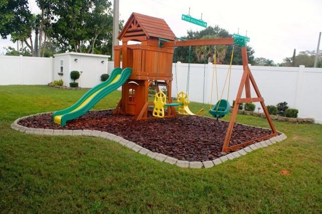 Playground Play Area Backyard Playground Landscaping