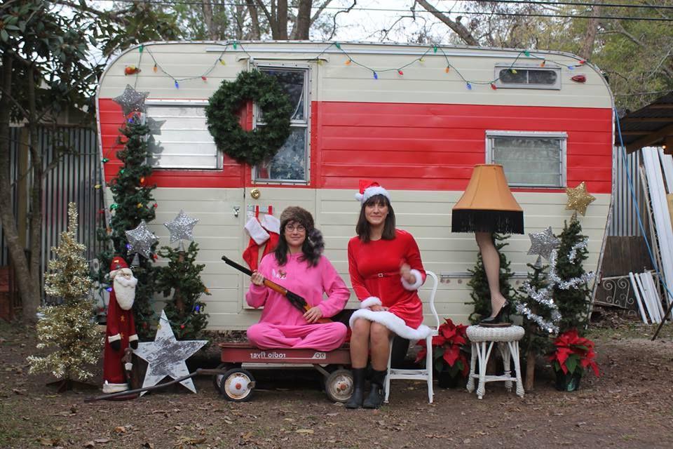 Red Neck Christmas Ourwildabandon Glamping Christmas