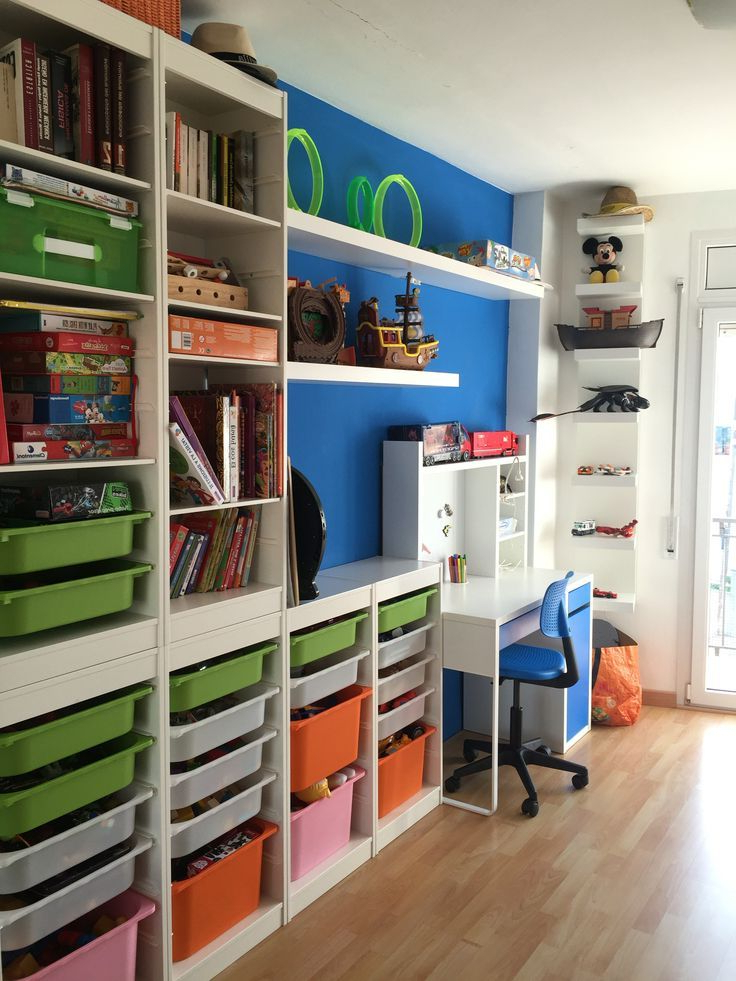Resultado De Imagen De Ideas Trofast Ikea Ikea Kids Room