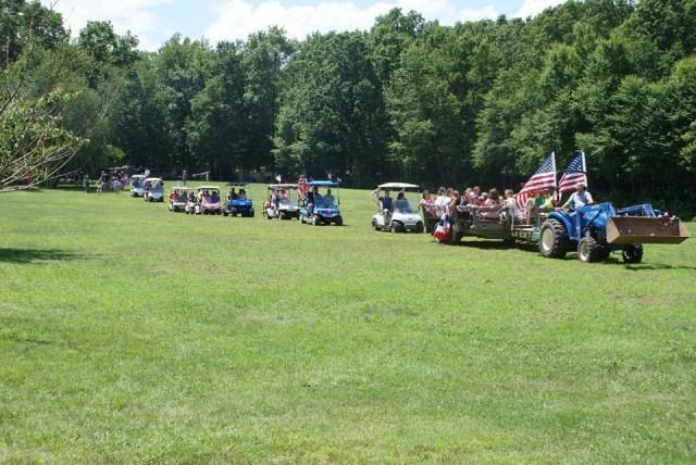 Salem Farms Campground Visit Ct