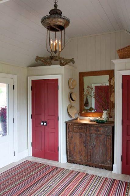 Sarah Richardson Farmhouse Sarah Richardson Farmhouse Painting Wood Paneling Sarah Richardson