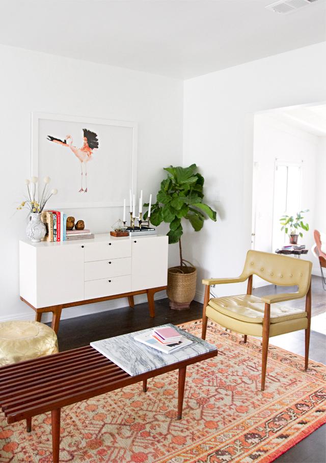 Sarah Sherman Samuelhome Progress In The Living Room