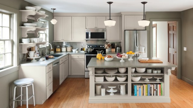 Select Your Kitchen Style With Images Kitchen Style Kitchen Design Martha Stewart Kitchen