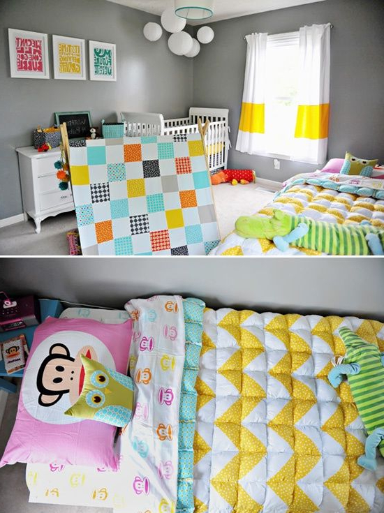 Shared Kids Bedroom Mixed Gender Neutral I Dont Like
