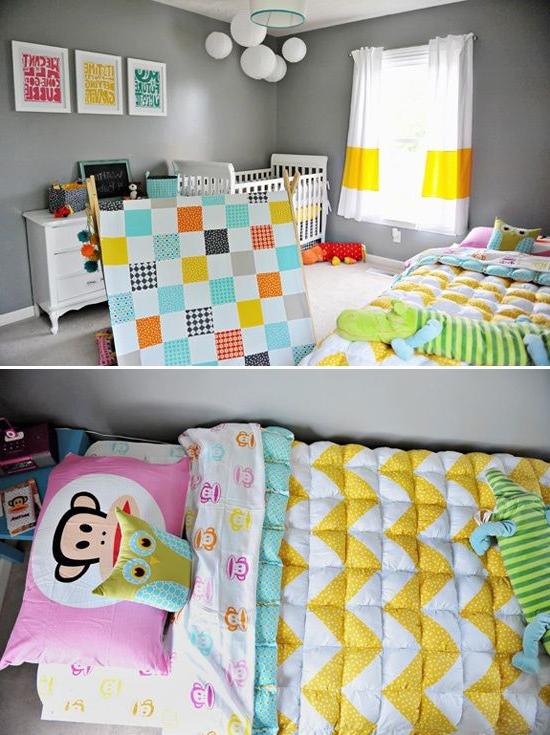Shared Kids Bedroom Mixed Gender Neutral I Dont Like