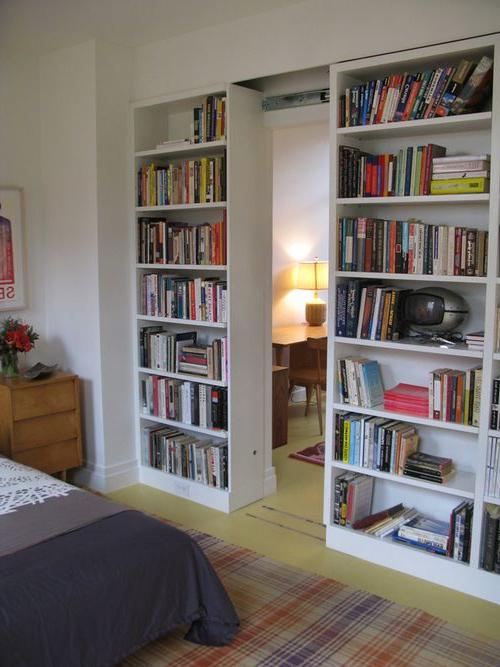 Shelf Door Hidden Room Maybe This Is A Good Way To