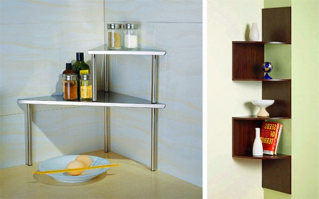 Shelving For Small Spaces 9 Creative Shelving Solutions