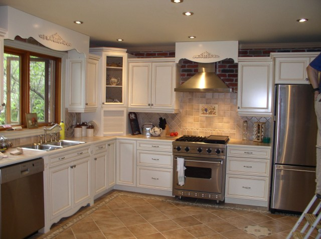 Simple Kitchens Cheap Kitchen Cabinet Remodel Ideas Mid