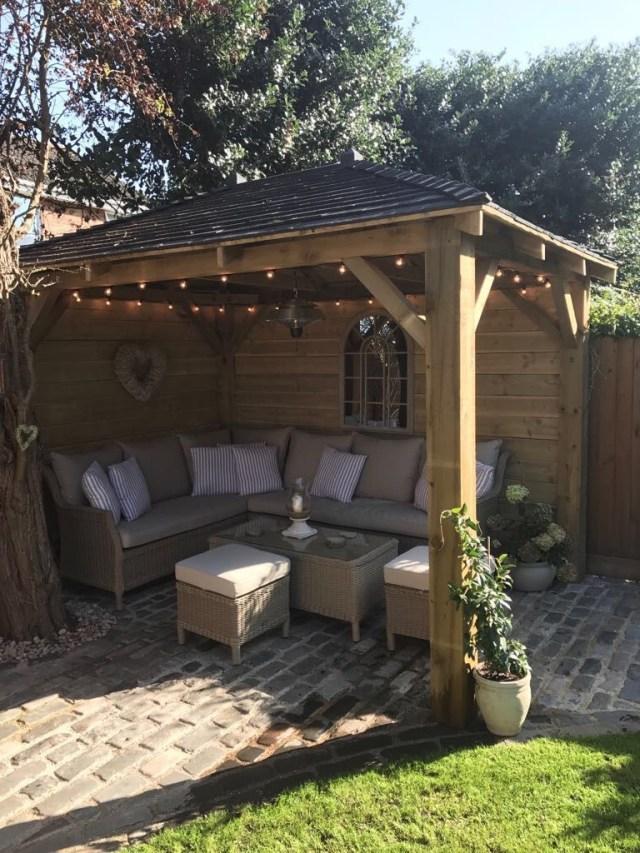 Sitzecke Im Garten Backyard Patio Designs Backyard