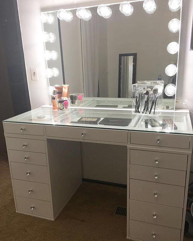 Slaystation Plus 20 Vanity Table In 2020 Beauty Room