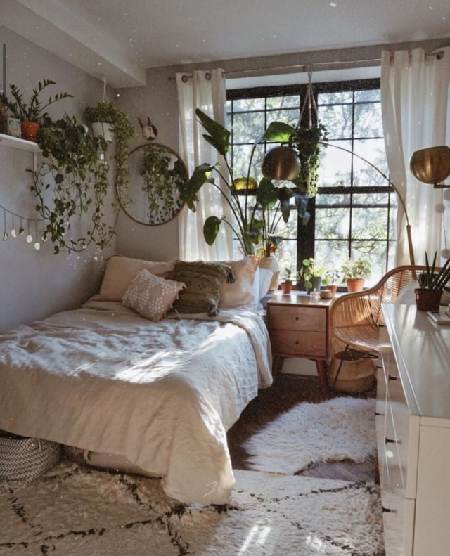 Sleep Well With Images Aesthetic Bedroom Bohemian Bedroom Design Aesthetic Room Decor