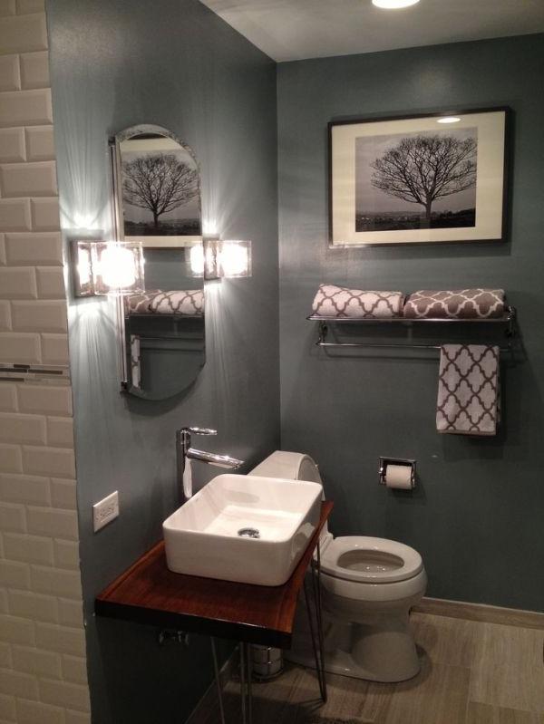Small Bathroom Ideas On A Budget Small Modern