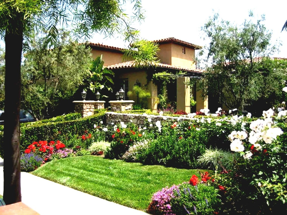 Small Front Yard Landscaping Ideas With Low Budget