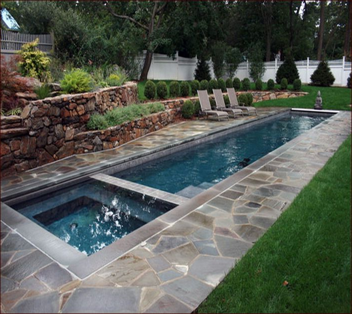 Small Pools For Small Yards Swiming Pool Design Home