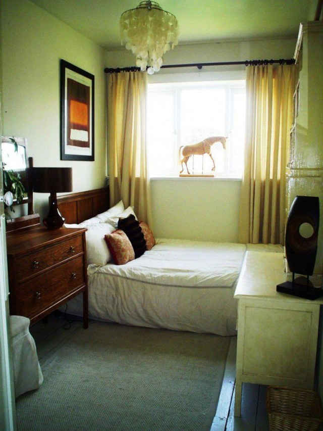 Small Rectangular Bedroom Design Ideas Very Small