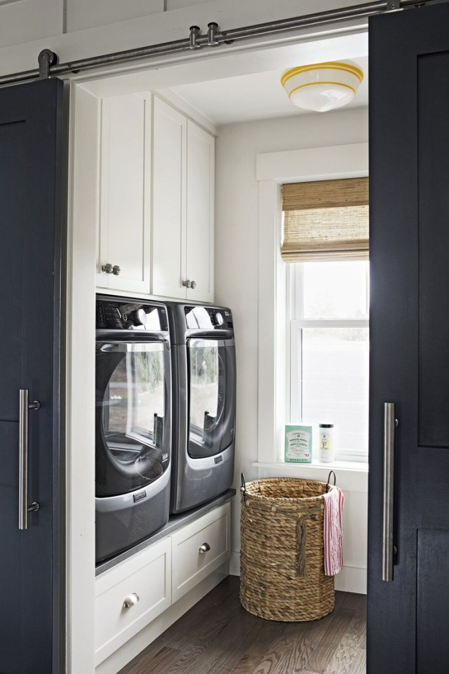 Smart Ideas For Built In Efficiency Around The Home
