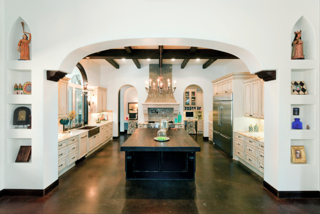 Spanish Kitchen 2012 Design Excellence Award Winner