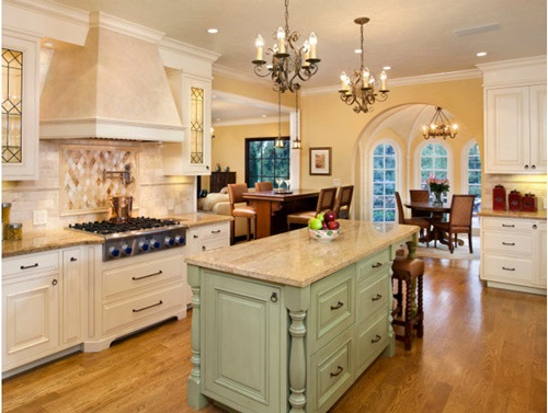 Spanish Kitchen Designs Interior Design
