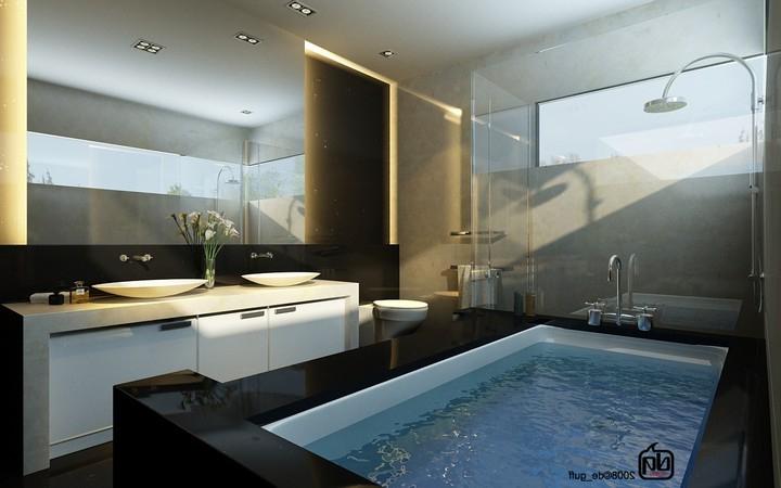 Spectacular 20 Dream Tubs For Bath Lovers Home Decor Ideas