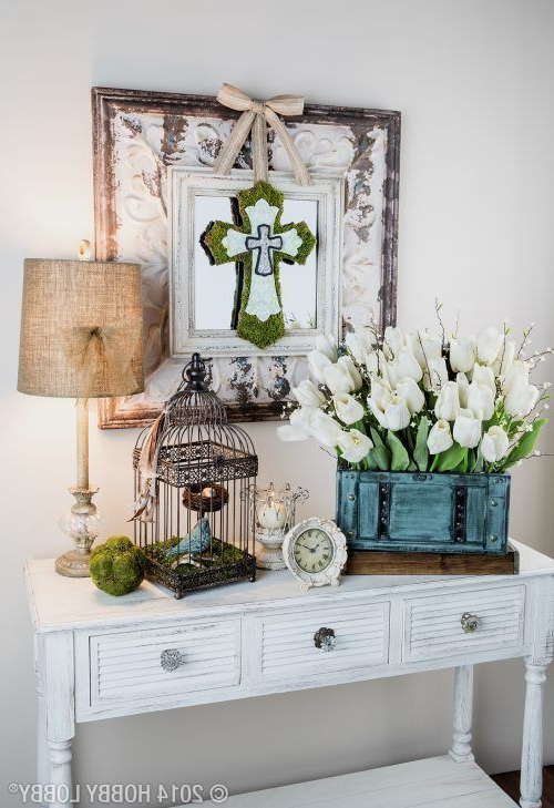 Spring Easter Home Decor Ideas Living Room Decor Set