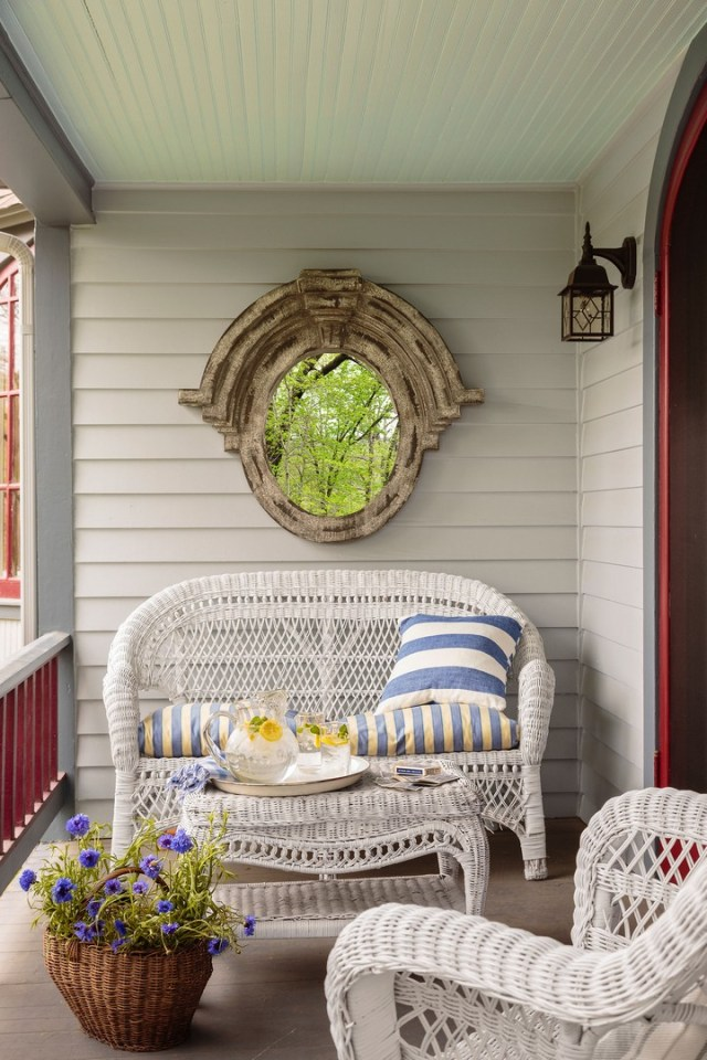Spring Trend Alert Amazing Porches You Must Have This