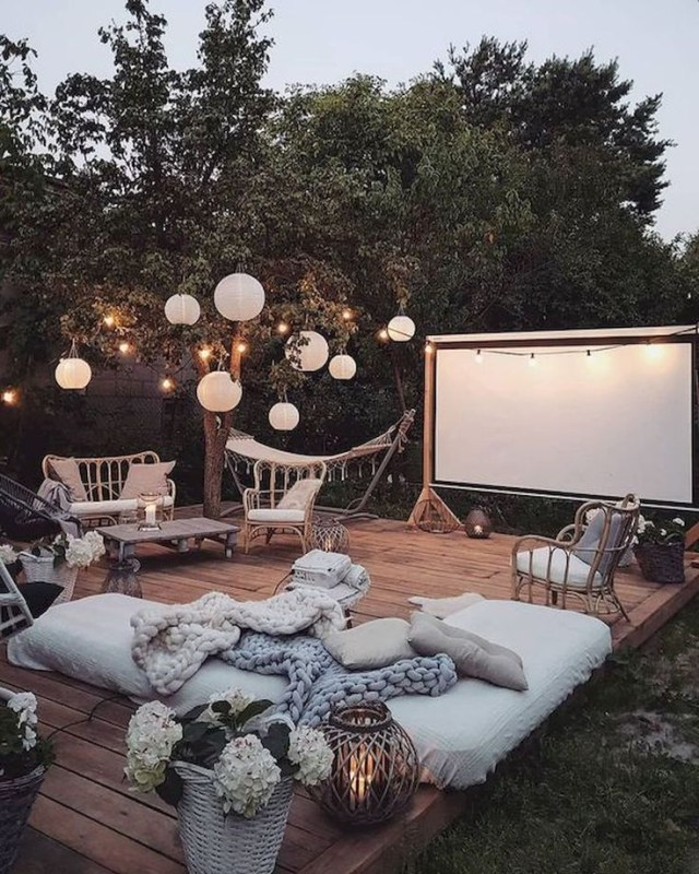 Super Cozy Outdoor Spaces Youll Love Beautiful