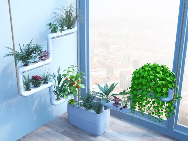 Supragarden Green Wall Vertical Hydroponic Garden System